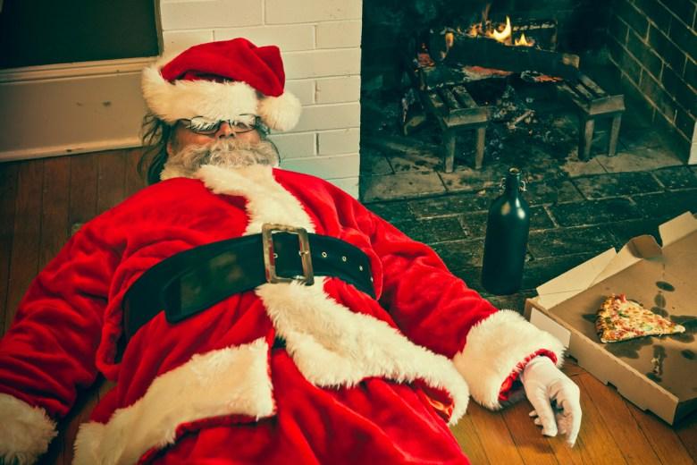 Santa's massive climate footprint