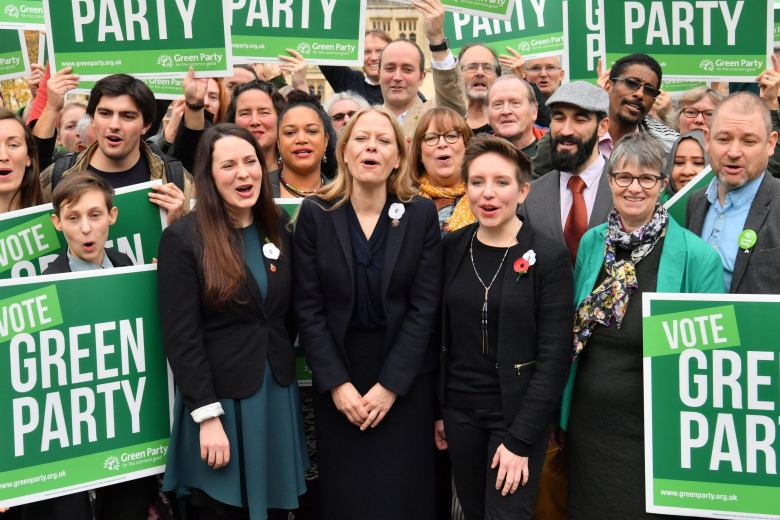 Member of the Green Party