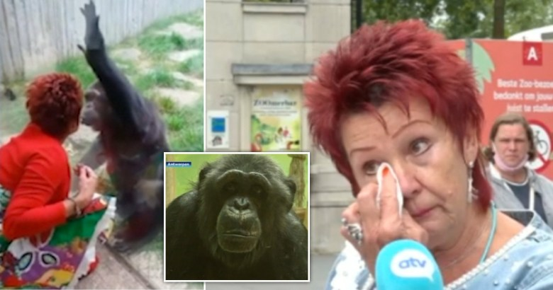 Woman Banned From Zoo