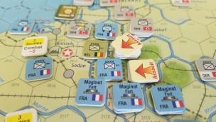 germans can't break belgium stalemate