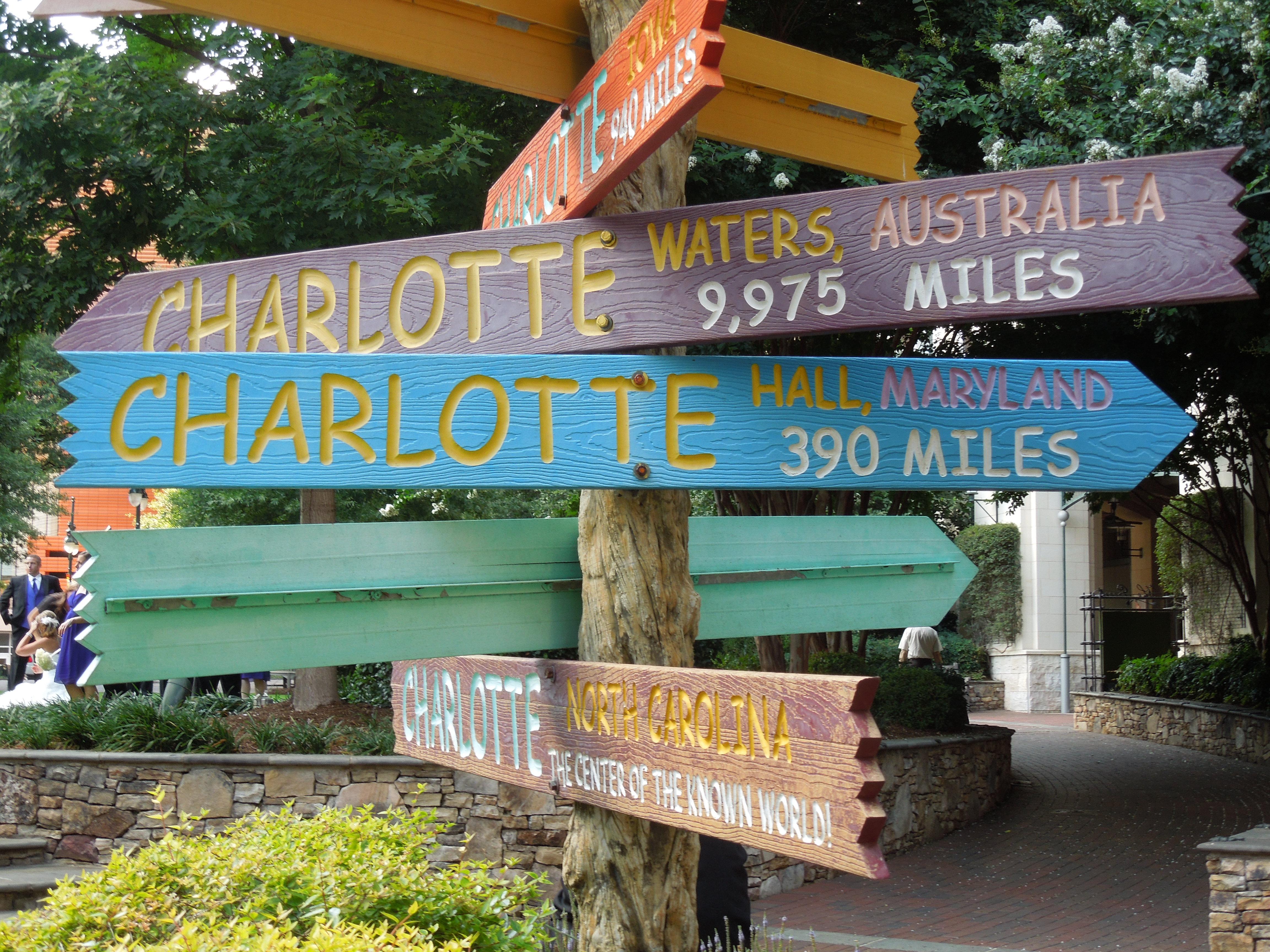 Ch- Charlotte MD