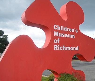 richmond child sign