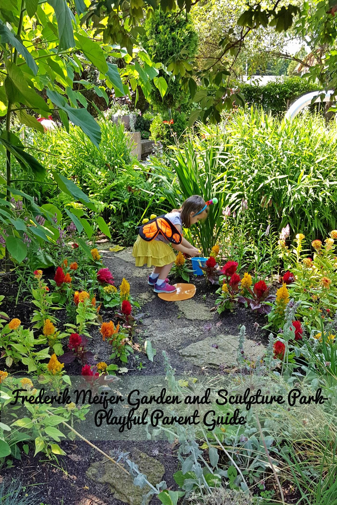 frederik meijer gardens and sculpture park playful parent guide - Frederik Meijer Garden