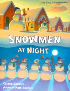 snowman book 1