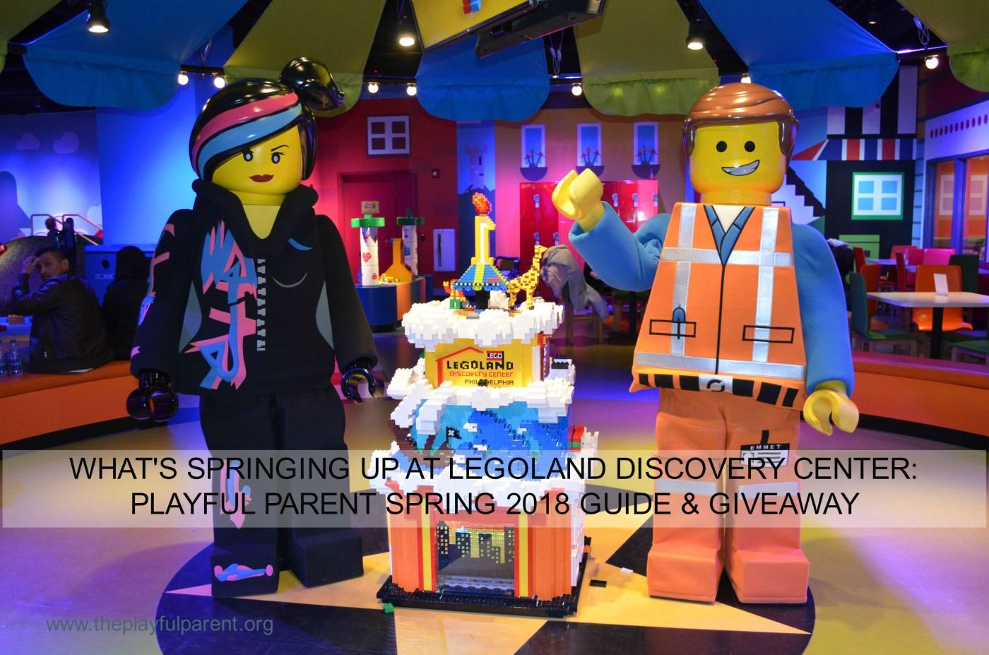 what 39 s springing up at legoland discovery center playful parent spring 2018 guide giveaway. Black Bedroom Furniture Sets. Home Design Ideas