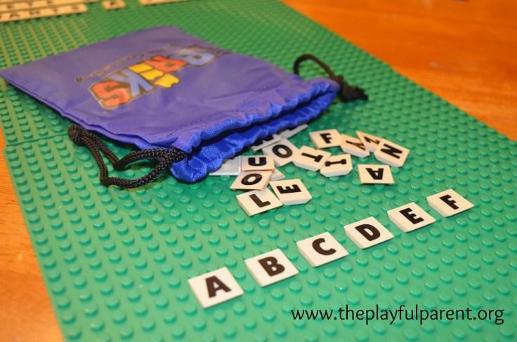 LEGO LIT- ABC
