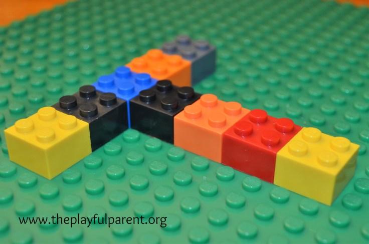 LEGO LIT- LETTER