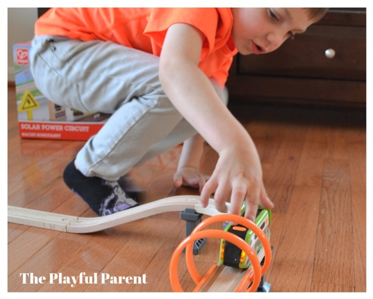 Why We Love Wooden Toys Playful Learning