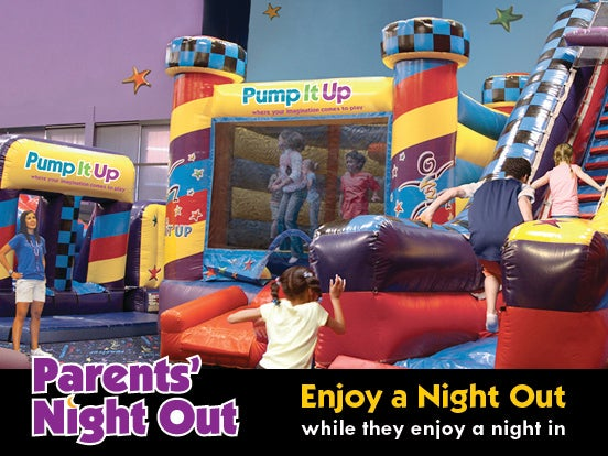 pump it up parents night