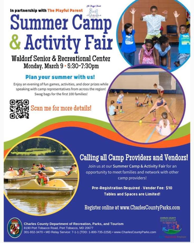 SUMMER CAMP FAIR 2020