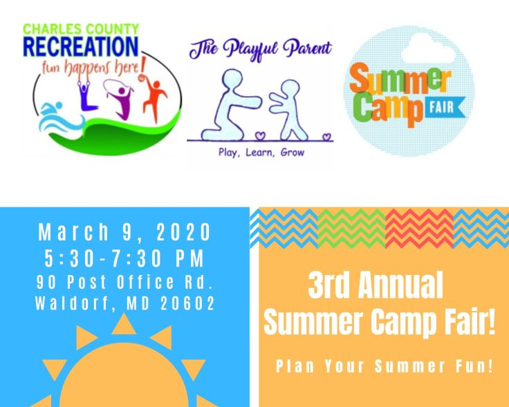 SUMMER CAMP FAIR POST CARD 2020