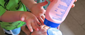 Sunscreen Experiment – with Mother Goose Time