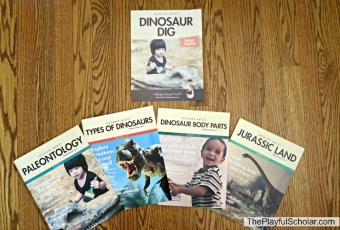 Dinosaur Dig (Sneak Peek) with Mother Goose Time