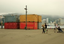 'The Freight' by Kasia Pol with Russell Scoones