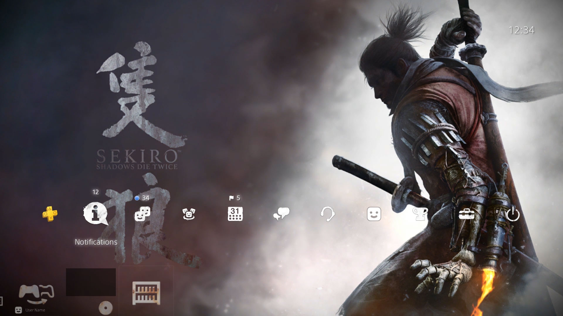 Download This Sekiro Shadows Die Twice Dynamic Theme For Free All