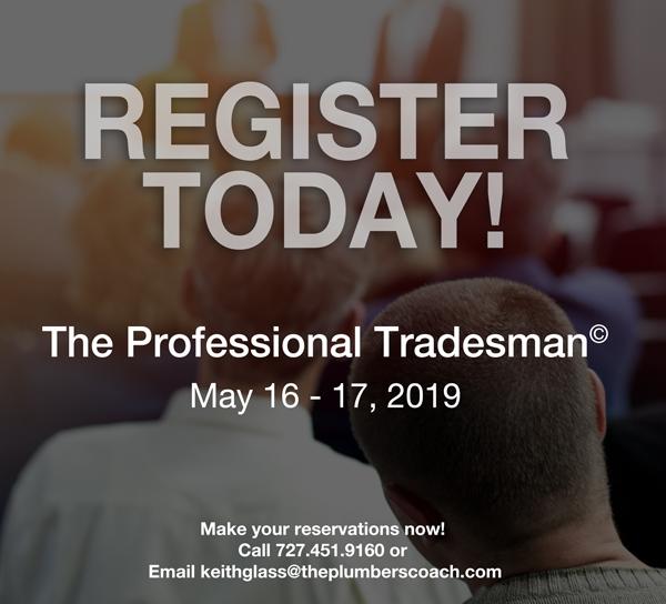 The Professional Tradesman© May 16 &17 2019
