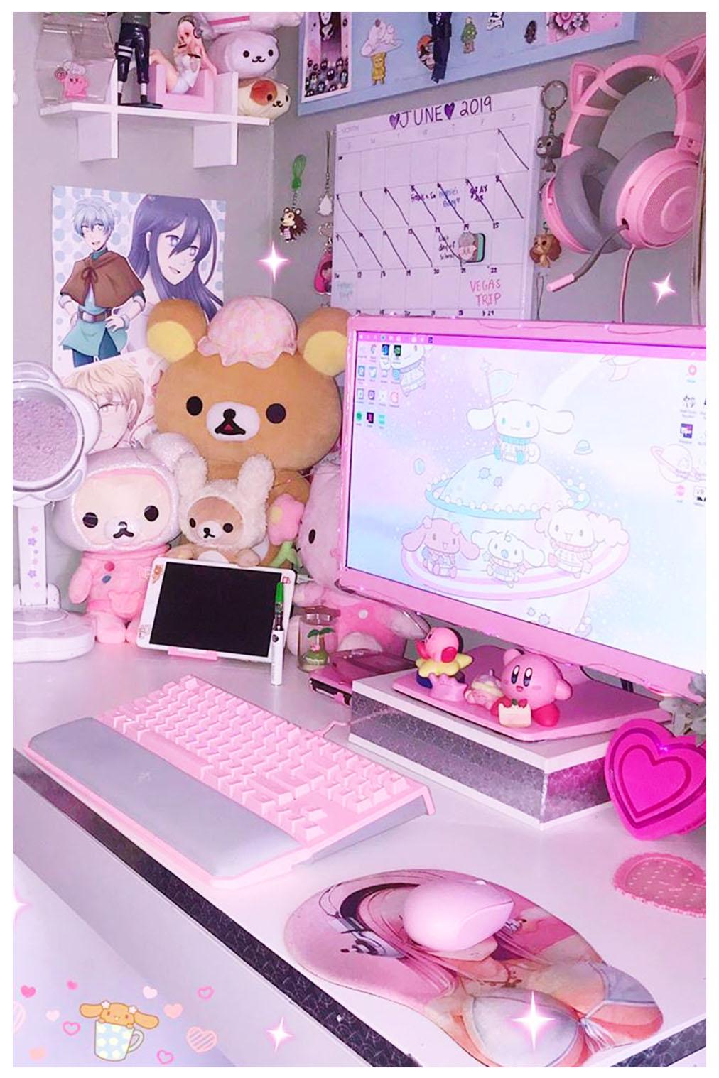 aesthetic anime bedrooms
