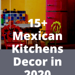 15+ Mexican Kitchens Decor in 2020