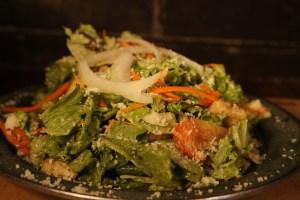 Plum Tomato Caesar Salad