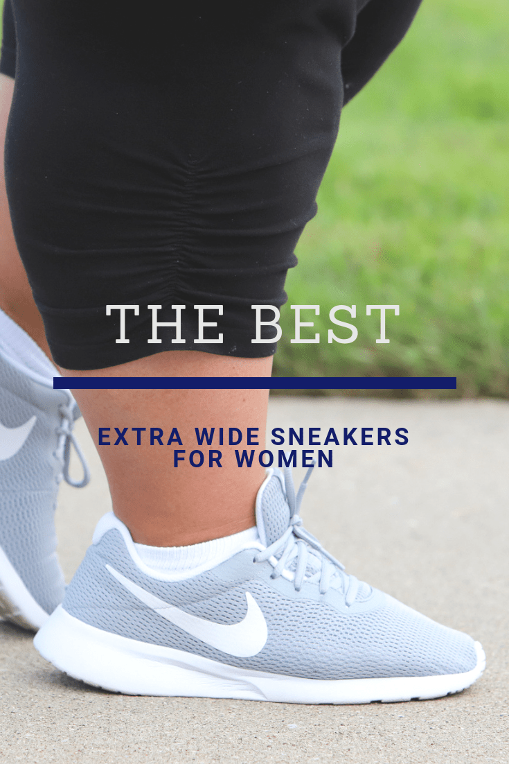 The Best Extra Wide Width Sneakers In