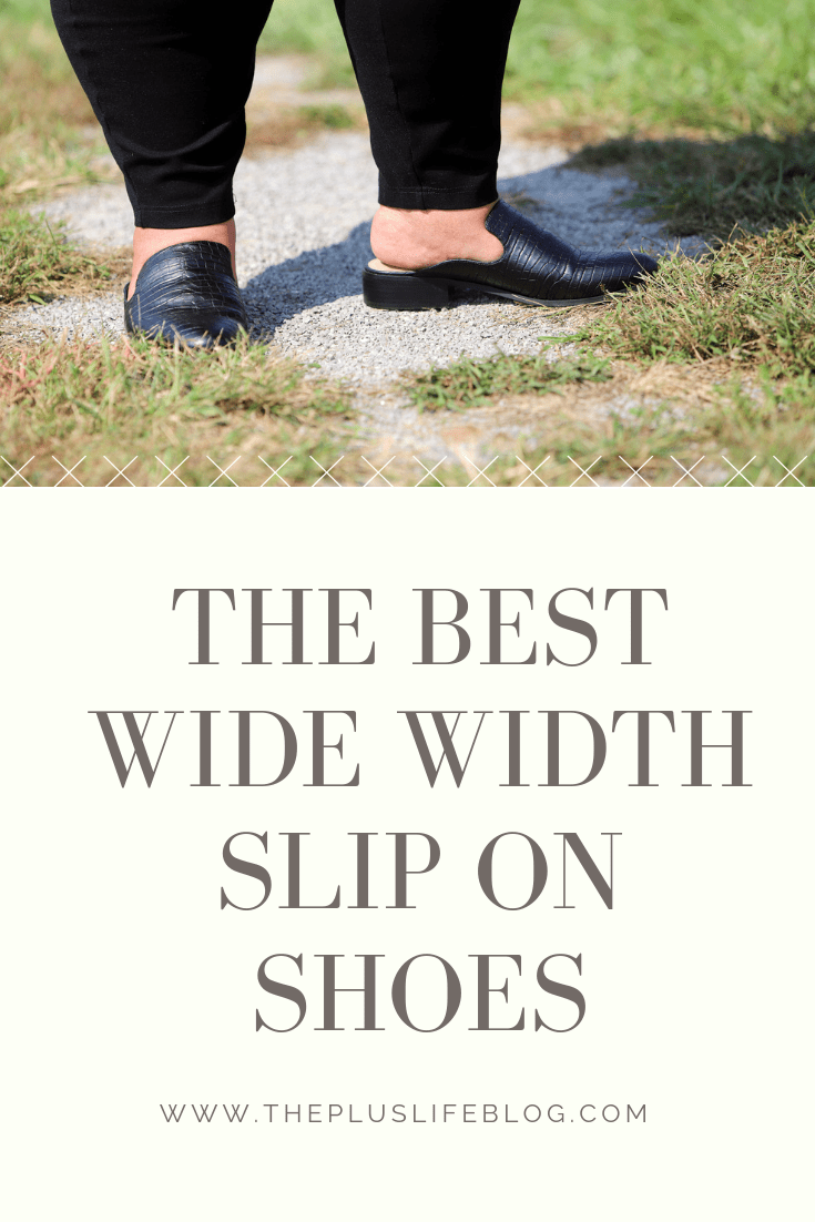 The Best Wide Slip On Shoes