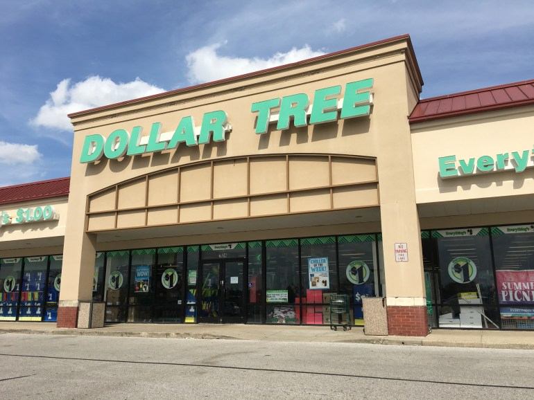 Dollar Tree Pantry Organization - $25 To Organize My Pantry