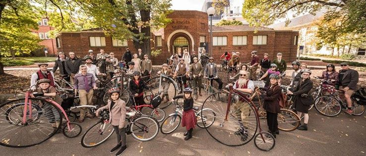 melbourne tweed ride