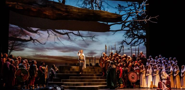 Lohengrin Melbourne Opera