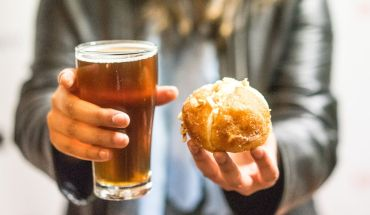 donut and beer fest