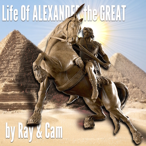 life of alexander the great album art png