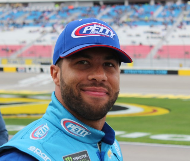 The Podium Finish In The Fast Lane With Bubba Wallace