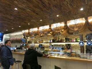 Pamplona - Irunazarra interior
