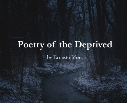 Poetry of the Deprived