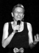 Poetry performance: Jackson at Perth Poetry Slam 2009