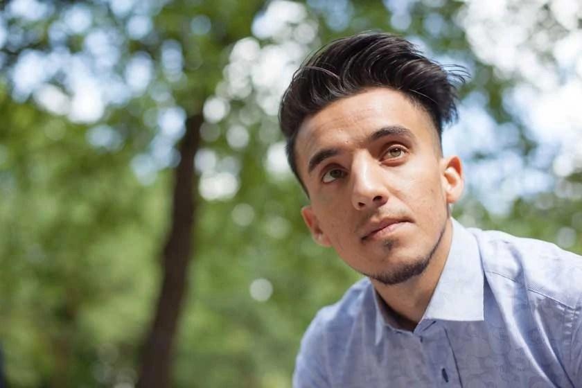 Samiullah Rasouli, Foto @ Rottkay