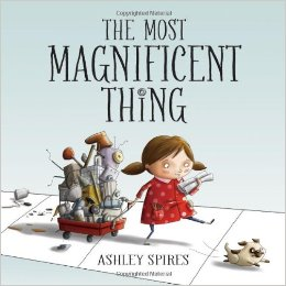 REVIEW: ASHLEY SPIRES – THE MOST MAGNIFICENT THING