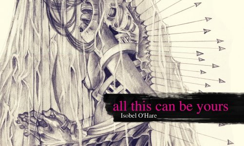 REVIEW: all this can be yours – ISOBEL O'HARE (UNIVERSITY OF HELL PRESS)