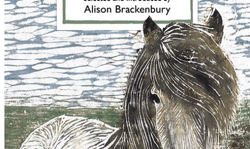 REVIEW: TEN POEMS ABOUT HORSES – SELECTED BY ALISON BRACKENURY (CANDLESTICK PRESS)