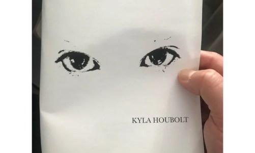 WOMEN WRITERS OVER 30: TUNED: SELECTED POEMS – KYLA HOUBOLT (CCCP CHAPBOOKS) – NATALIE MARINO