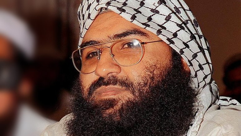 Jaish chief Masood Azhar declared global terrorist