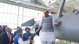Rafale acquisition possible due to Modi's decisiveness: Rajnath