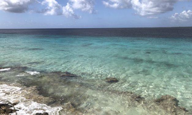Pirates hangout, Bonaire on points