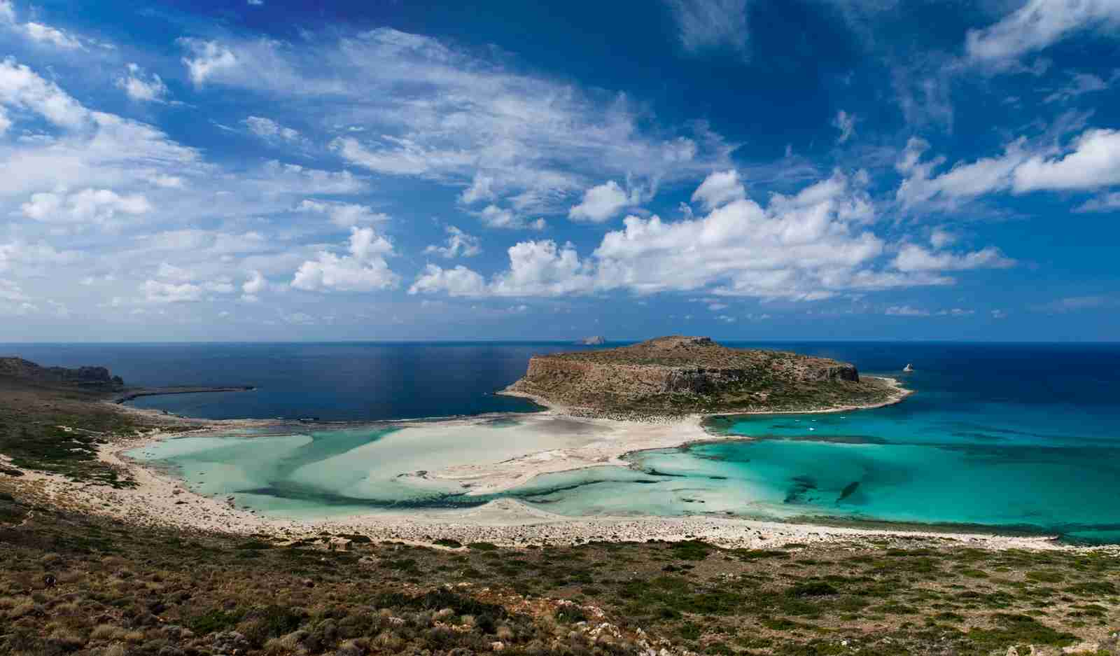 Balos Beach. (Photo by tobiasjo / Getty Images)