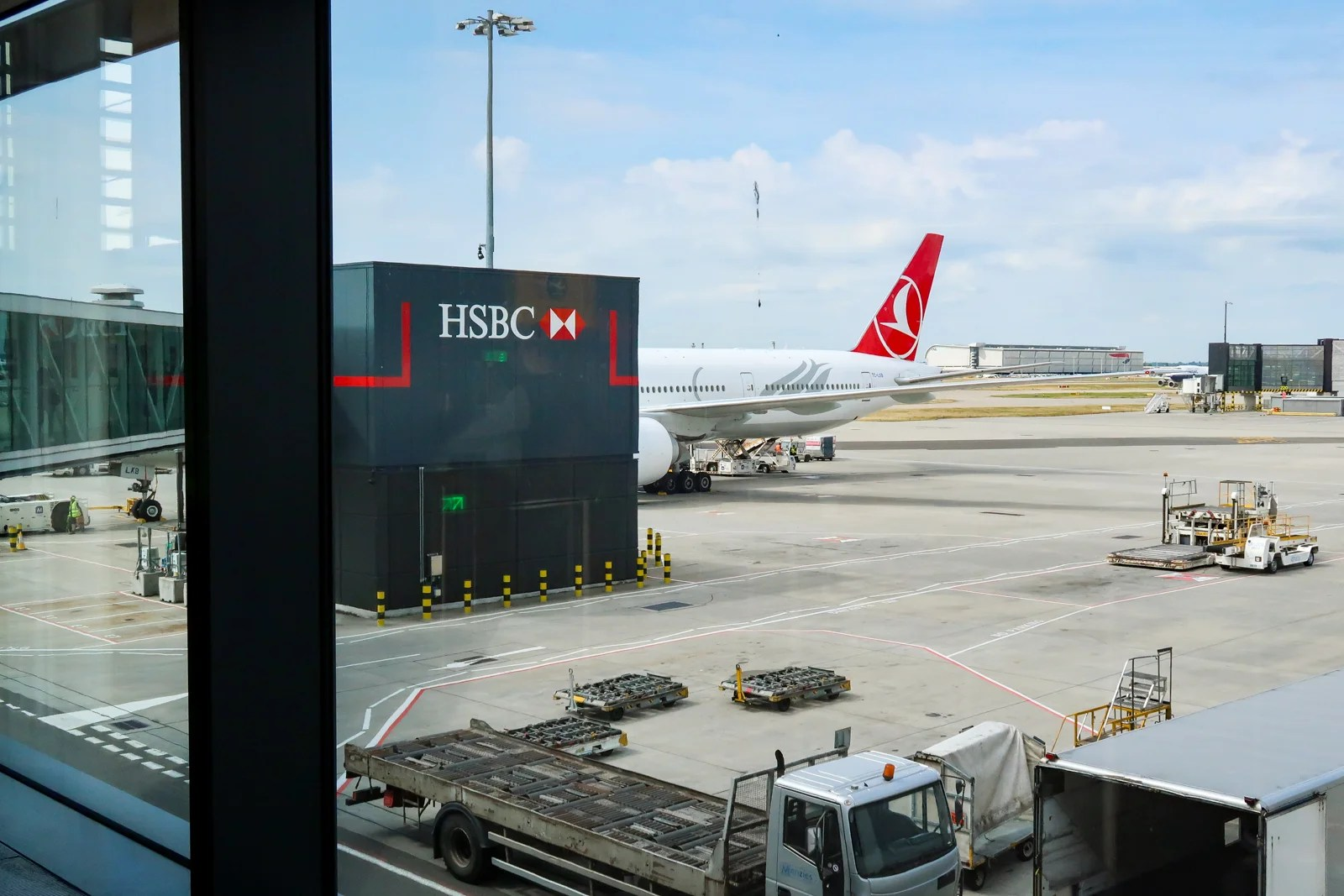 Review: Turkish Airlines Economy on the 777, LHR-IST