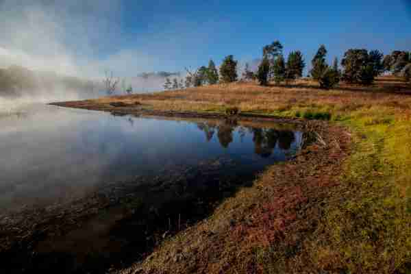 Lake Windemere near Mudgee. (Photo by KF-Shots / Getty Images)