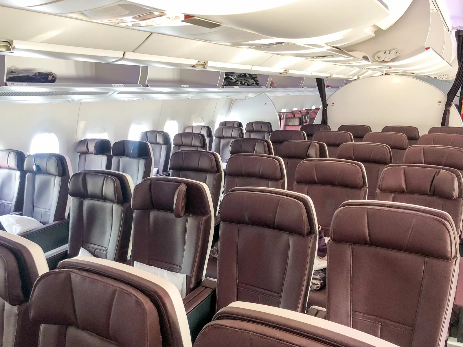 Premium, upgraded: A review of Virgin Atlantic's new Premium product on the A350
