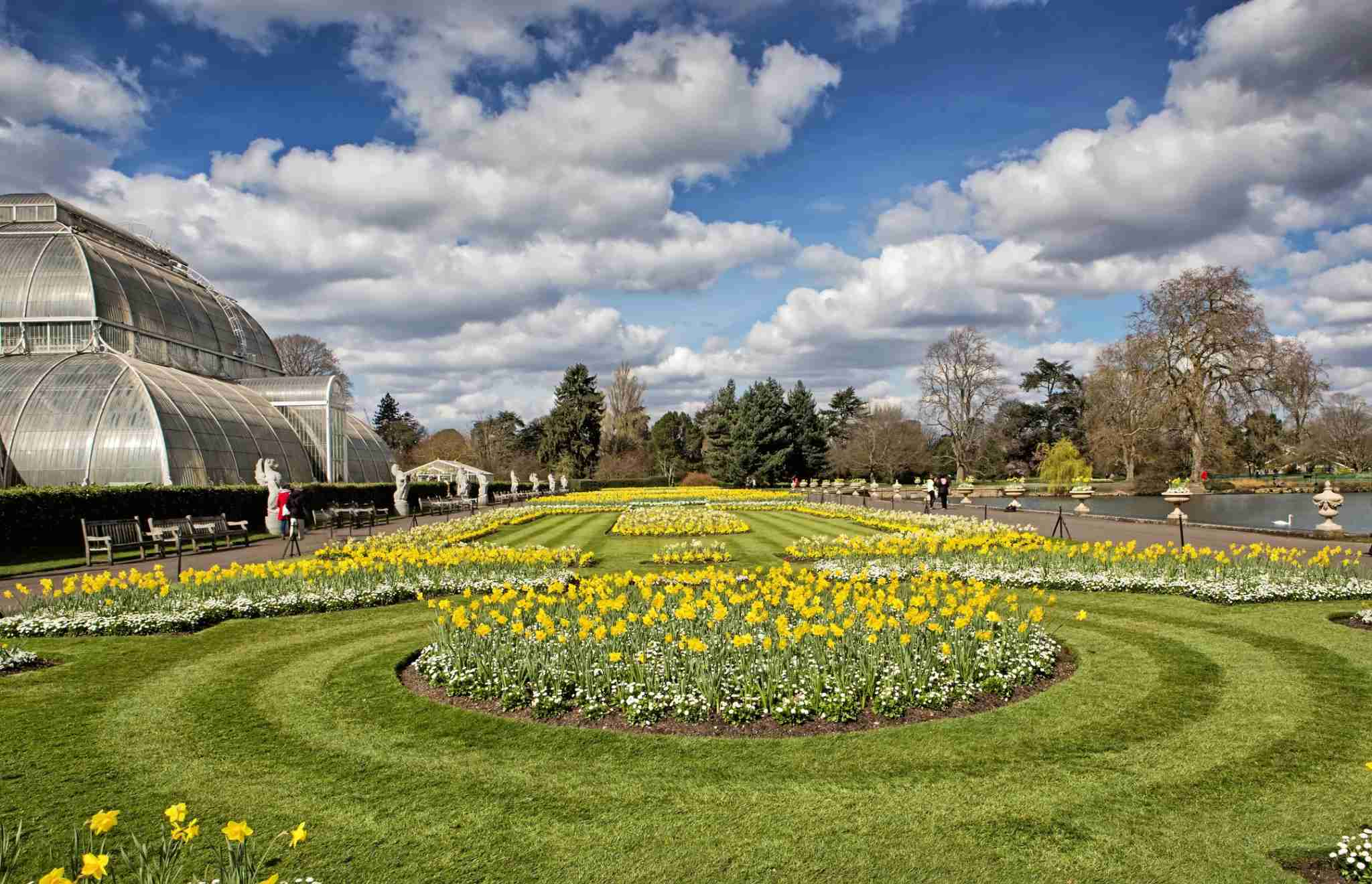 The Royal Botanic Gardens, Kew was founded in 1759 and declared a UNESCO World Heritage Site in 2003. (Photo by mitakag/The Points Guy)