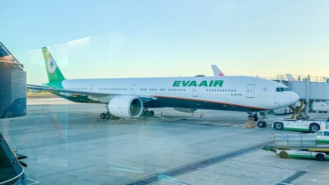 Twice as Nice the Second Time: EVA Air 777 in Business Class From Houston to Taipei