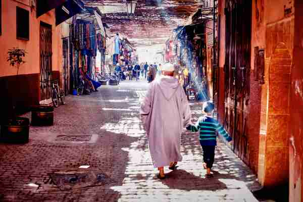 Marrakesh (Photo by Pietro Costanzo/Getty Images)