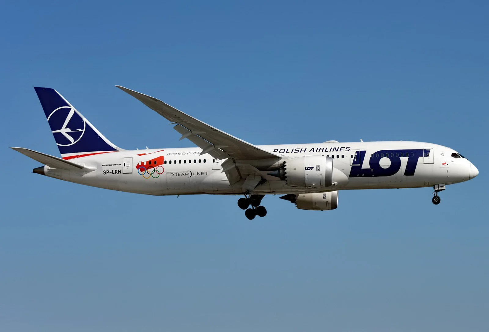 Lot Polish Airlines Adds Washington Dulles To Growing